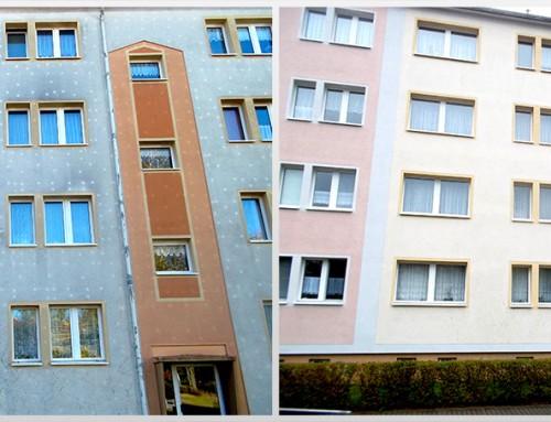 Fassadenreinigung 06